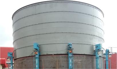 ETAPA 02 - Fabricação de Reservatórios (Inox/Carbono) com Isolamento Térmico