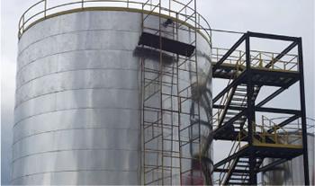 ETAPA 03 - Fabricação de Reservatórios (Inox/Carbono) com Isolamento Térmico
